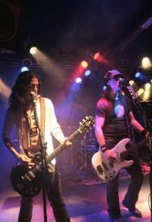 Rockbands, Musikgruppen und Solo Interpreten